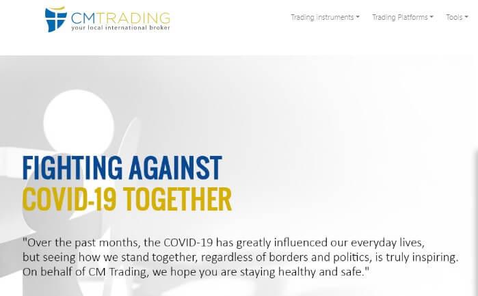 CM Trading SA