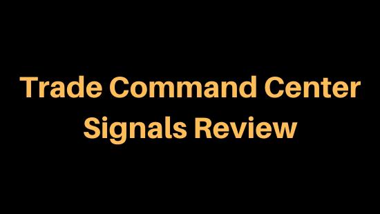Trade Command Center Signals Review